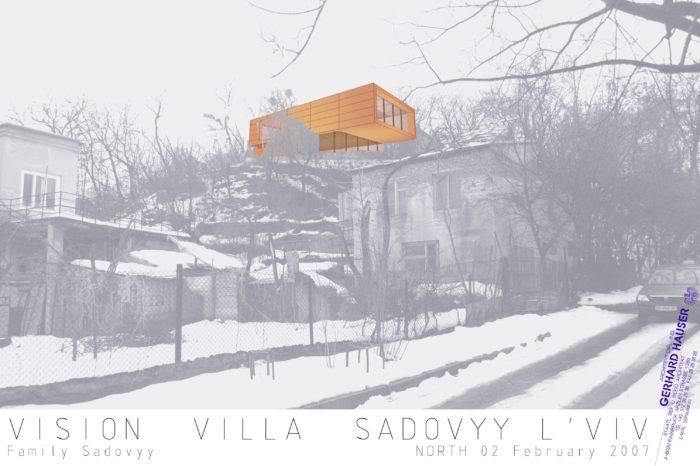 VILLA, SADOVY, UKRAINE, ARCHITEKTUR, HAUSER, MODERN, GLAS, BETON, WOHNEN